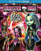 Monster High: Freaky Fusion (Blu-Ray)