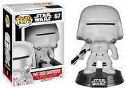 Funko Pop Star Wars: Ep7 - First Order Snowtrooper