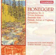 Honegger: Symphony No. 4; Pastoral d'?t?; Pr?lude, Arioso et Fughette; Concertino (CD) at Kmart.com