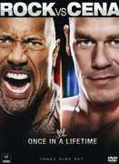 Wwe: The Rock Vs John Cena - Once in a Lifetime (DVD) at Kmart.com
