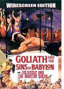 Goliath and the Sins of Babylon/Colossus and the Amazon Queen (DVD) at Kmart.com