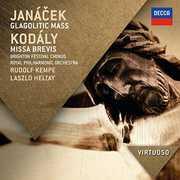 Virtuoso: Janaeek - Glagolitic Mass /  Kodaly: Miss , Laszlo Heltay