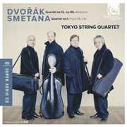 "Dvor?k: Quartet No. 12, Op. 96 ""American""; Smetana: Quartet No. 1 ""From My Life"" (SACD) at Sears.com"