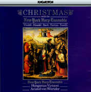 Christmas with the New York Harp Ensemble & Hungarian Virtuosi (CD) at Kmart.com