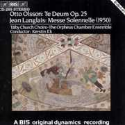 Otto Olsson: Te Deum Op. 25; Jean Langlais: Messe Solennele (1950) (CD) at Sears.com