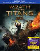 Wrath of the Titans 3D (3-D BluRay + DVD + UltraViolet) at Kmart.com