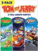 Tom & Jerry Movies 3-Pack (DVD) at Sears.com