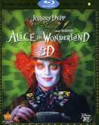 Alice in Wonderland (3-D BluRay + DVD + Digital Copy) at Kmart.com
