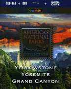 America's National Parks Collection: Yellowstone, Yosemite,  Grand Canyon (Blu-Ray) at Sears.com