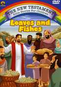 New Testament Bible Stories for Children: Loaves and Fishes (DVD) at Kmart.com