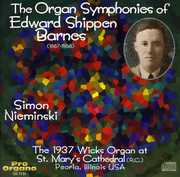 Organ Symphonies of Edward Shippen Barnes (CD) at Sears.com