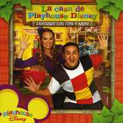 La Casa de Playhouse Disney-Cantando Con Topa y Mu (CD) at Sears.com