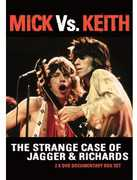 Mick Vs. Keith: Strange Case of Jagger & Richards (2PC)