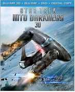 Star Trek Into Darkness 3D (3-D BluRay + DVD + Digital Copy + UltraViolet) at Kmart.com