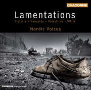 Lamentations , Nordic Voices