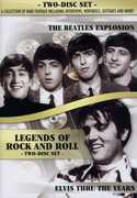 Legends of Rock and Roll: The Beatles Explosion/Elvis Thru the Years (DVD) at Sears.com