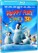 Happy Feet Two 3D (3-D BluRay + DVD + Digital Copy + UltraViolet) at Kmart.com