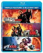 Spy Kids/Spy Kids 2: The Island of Lost Dreams/Spy Kids 3: Game Over (Blu-Ray) at Kmart.com
