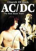 AC/DC: Church of Rock - The Bon Scott Years (DVD) at Sears.com