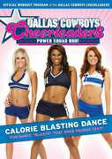 Dallas Cowboys Cheerleaders: Power Squad Bod! - Calorie Blasting Dance (DVD) at Sears.com