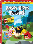 Angry Birds Toons 1 (DVD) at Kmart.com