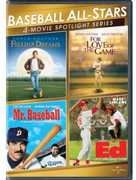 BASEBALL ALL-STARS 4-MOVIE SPOTLIGHT SERIES (DVD) at Sears.com