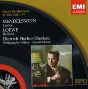 Mendelssohn: Lieder; Loewe: Ballads (CD) at Sears.com