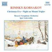 Rimsky-Korsakov: Christmas Eve; Night on Mount Triglav (CD) at Sears.com