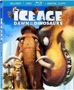 Ice Age 3: Dawn of the Dinosaurs (Blu-Ray + DVD + Digital Copy) at Kmart.com