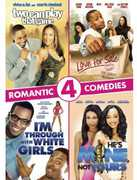 Two Can Play That Game/Love for Sale/I'm Through with White Girls/He's Mine, Not Yours (DVD) at Kmart.com