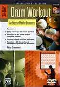 30-Day Drum Workout: An Exercise Plan for Drummers (DVD) at Sears.com