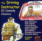 Driving Instructor-20 Comedy Class / Various (CD) at Sears.com