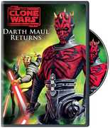 STAR WARS: THE CLONE WARS RETURN OF DARTH MAUL (DVD) at Kmart.com