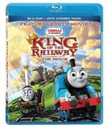 Thomas & Friends: King of the Railway - The Movie (Blu-Ray + DVD) at Sears.com