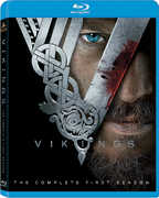 Vikings: Season 1 (3PC, Limited Edition)
