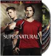 Supernatural: Complete Sixth Season , Jared Padalecki