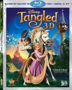 Tangled (3-D BluRay + DVD + Digital Copy) at Kmart.com