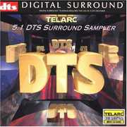 Telarc DTS 5.1 Surround Sampler (DTS) /  Various , Various Artists