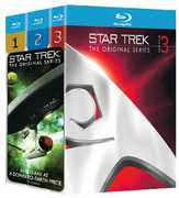 Star Trek: Original Series - Three Season Pack (Blu-Ray) at Kmart.com