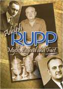 Adolph Rupp: Myth Legend & Fact (DVD) at Kmart.com