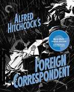 Criterion Collection: Foreign Correspondent