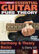 Lick Library: Essential Guitar Pure Theory - Harmony & Theory, Basics (DVD) at Kmart.com