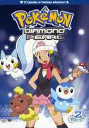 Pokemon: Diamond and Pearl: Box Set 2 (DVD) at Sears.com
