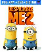 Despicable Me 2 (Blu-Ray + DVD + UltraViolet) at Kmart.com