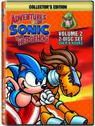 Adventures of Sonic the Hedgehog: Vol 2 , Sonic