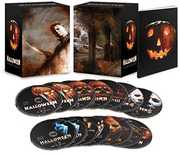 Halloween Complete Collection (Deluxe Edition) (Blu-Ray) at Kmart.com