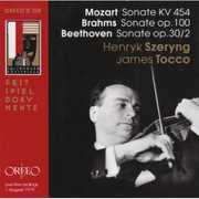 Mozart: Sonate KV 454; Brahms: Sonate Op. 100; Beethoven: Sonate Op. 30/2 (CD) at Sears.com