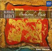 Barbara Harbach: Orchestral Music (CD) at Kmart.com