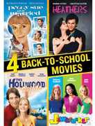 4 Back-to-School Movies (DVD) at Sears.com