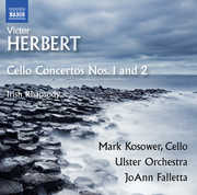 Victor Herbert: Cello Concertos Nos 1 & 2 /  Irish , JoAnn Falletta